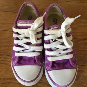 Heely's Launch girls' wheeled sneakers size 13 C